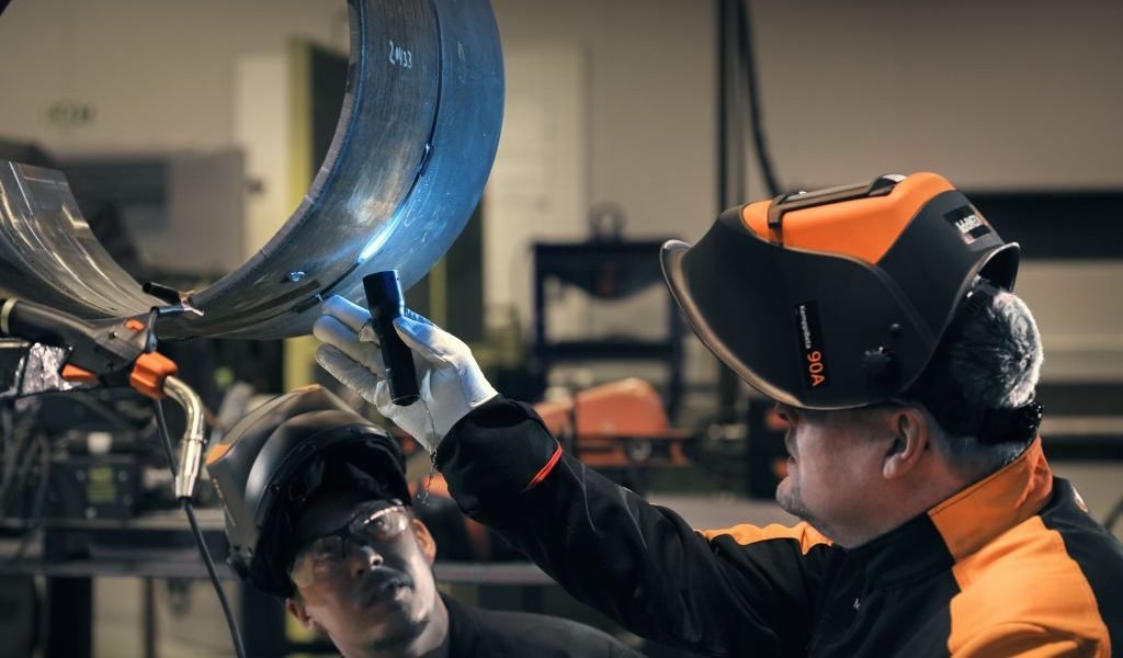 Say bye-bye to costly weld repairs with 100% WPS compliance