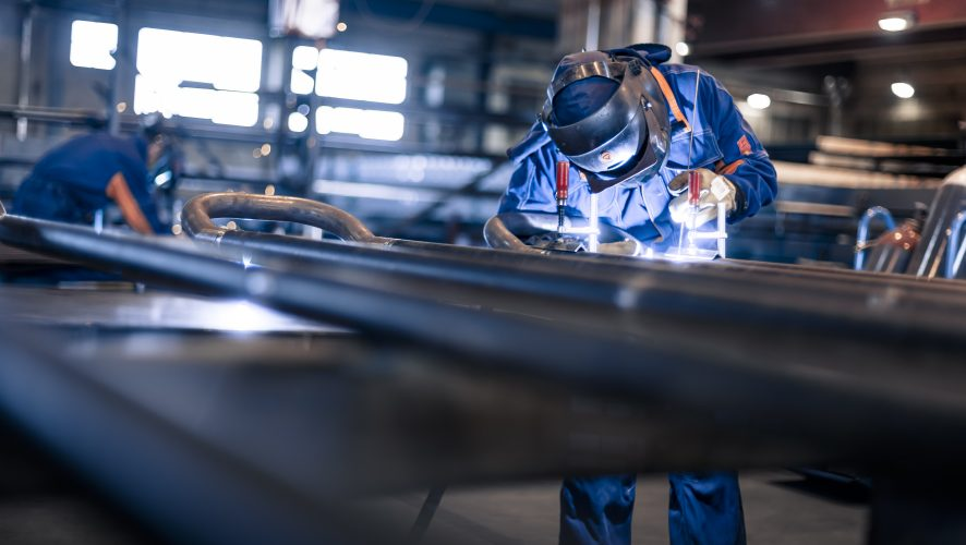 Standards in welding provide basis for the whole welding industry