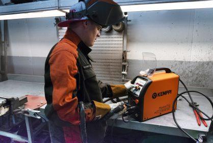 The diversity of welding