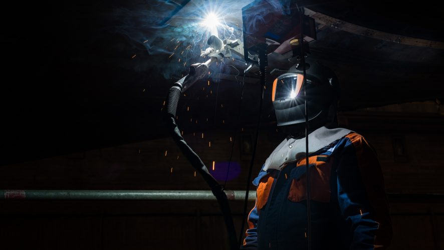 Future welding - as seen by the welders