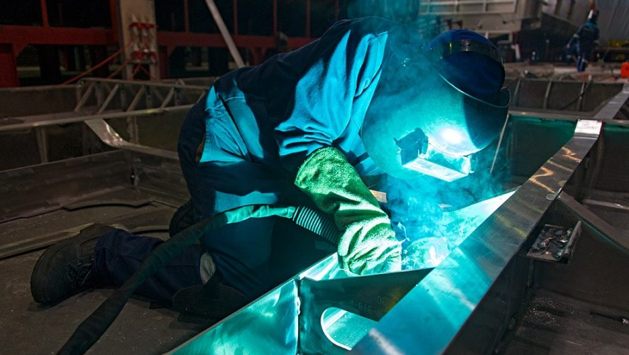 About welding and competitive sports