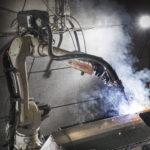Kawasaki welding robot