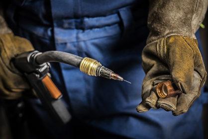 Flexlite GX welding gun