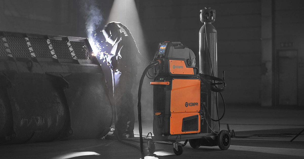 Welding value with X5 FastMig