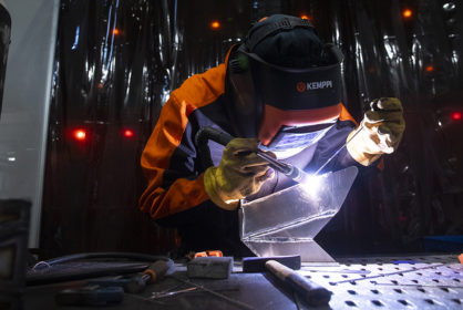 Global welder shortage – viewpoints from three continents