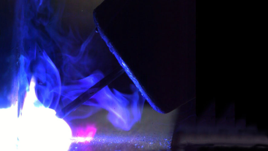 Stable arc ignition improves welding quality and reduces costs
