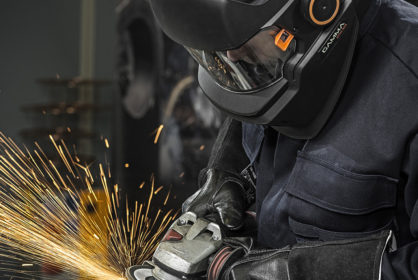 There is something in the air – invest in welder's safety