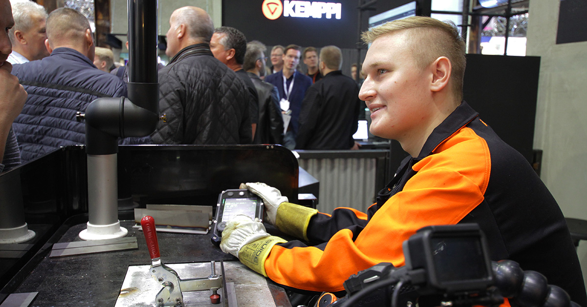 Born to Weld – Reasons to Choose a Career in Welding