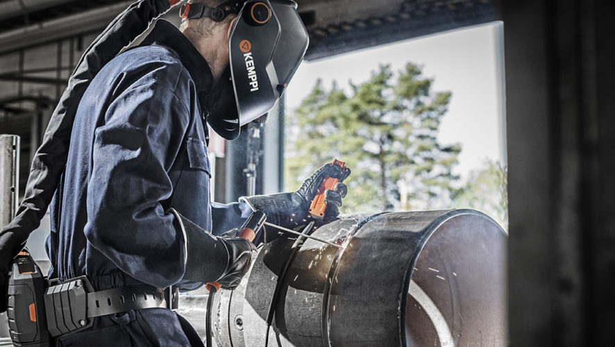 Stick Welding Can Benefit from Pulsed Welding Current